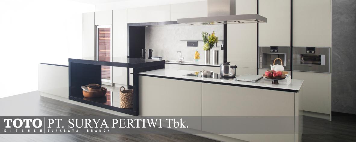 Kitchen Set Minimalis Murah Pt Surya Pertiwi Cabang Surabaya